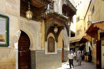 Visita guiada de 3 días en el desierto desde Fez a Marrakech