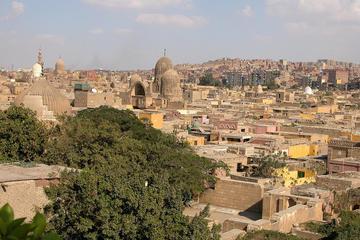 Excursion privée d'une demi-journée à la nécropole du Caire et à la...