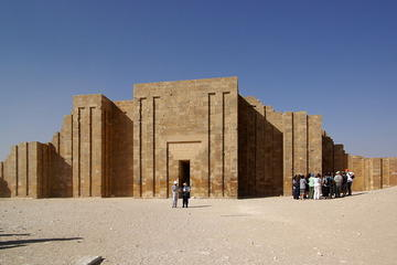 Explore Memphis and Sakkara - Private 6-Hour Tour from Cairo