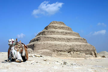 Private Day Tour to Giza and Saqqara with Guide