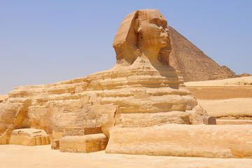 Private Guided Day Tour in Giza Saqqara and the Egyptian Museum Including a Camel Ride from Cairo