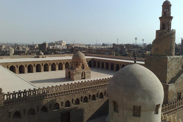Private Guided Tour to the Mosques of Sultan Hassan, Al-Rifa'i, and Ibn Tulun in Cairo