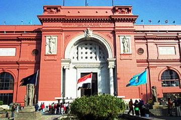 Private Tour: Egyptian Museum Full Day Guided Tour from Cairo