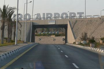 Traslado privado para llegadas desde el aeropuerto de El Cairo hasta...