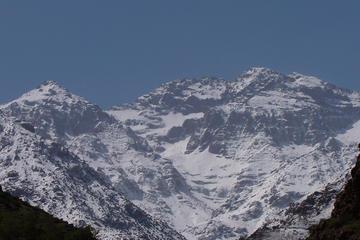 Ascenso de 2 días al monte Toubkal...