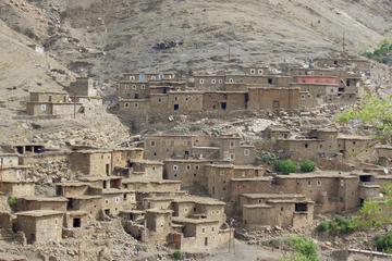 Caminhada nas vilas berberes de 3 dias saindo de Marraquesh