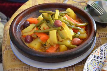 Cooking Class in Atlas Mountain from Marrakech