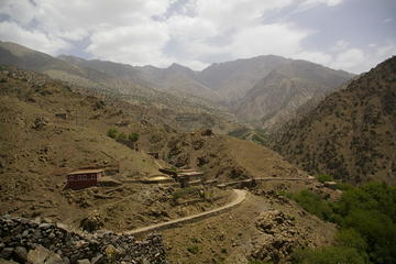 High Atlas Mountain Guided Hiking Day Trip from Marrakech