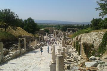 Small-Group Best of Ephesus Tour from Kusadasi Port