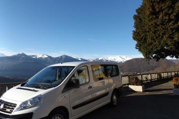 Malpensa to Lake Orta Taxi Transfers
