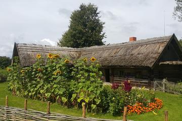 Day tour out of Vilnius: Paneriai holocaust park,Trakai castle, Rumsiskes museum