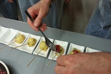 Experiencia de cocina de tapas en...