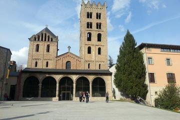 Private Ripoll-Tagestour ab Barcelona mit katalanischem Abendessen