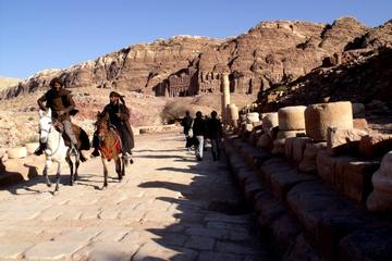 Horseriding Trip to Mount Aaron in Petra