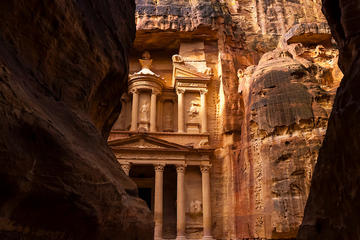Private Petra Tour from Aqaba City...