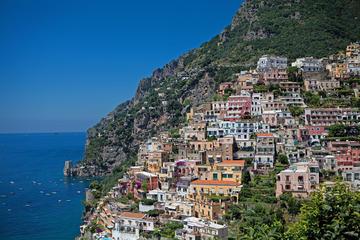 Excursión privada por carretera a Amalfi con cena opcional