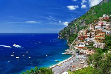 Private day tour on the Amalfi Coast - 2  pax