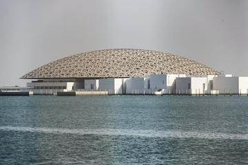 Abu Dhabi city tour & Louvre Museum...
