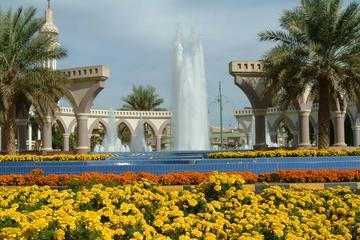 Al Ain-Führung ab Abu Dhabi
