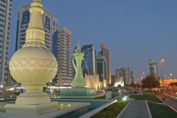 City Tour of Abu Dhabi Landmarks
