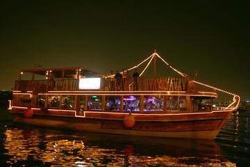 Dhow Cruise Dinner Abu Dhabi