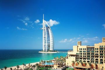 Excursion classique à Dubaï avec déjeuner et visite de Burj Khalifa