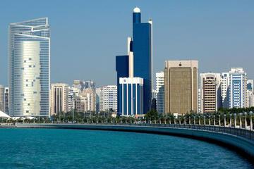 Excursion d'une journée complète à Abou Dhabi