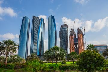 Excursion d'une journée complète à Abu Dhabi de Dubaï, déjeuner inclus