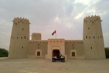 Ganztägige LIWA-Safari im Geländewagen mit Mittagessen ab Abu Dhabi