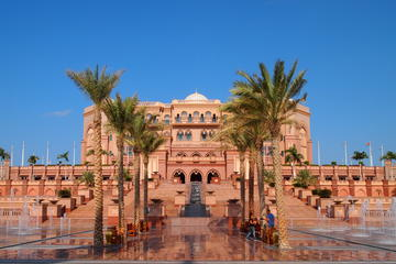 High Tea Experience At Emirates Palace From Abu Dhabi