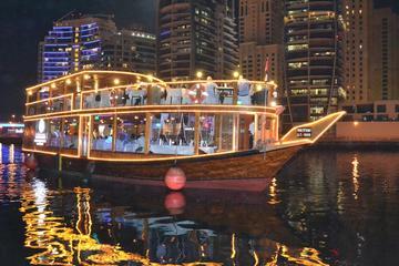Marina-Bootstour und die Palm