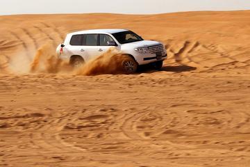 Vormittagssafari ab Abu Dhabi mit dem Quad