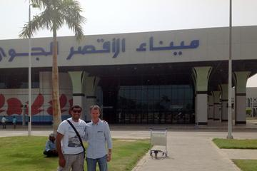 Aswan airport pick up transfer