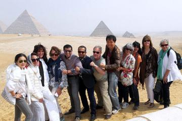 Budget day tour to Pyramids - Sakkara - Memphis Including Lunch