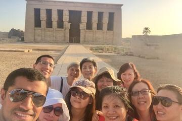Day trip to Aswan from Luxor passing by Kom Ombo and Edfu Temples