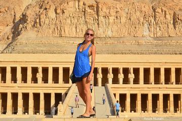 Discover Luxor west bank ( King's Valley, Hatshepsut temple & Memnon colossi )