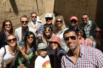 Highly recommended Luxor West bank: King's Valley, Hatshepsut Temple & Memnon