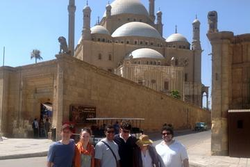 Private Guided Cairo Day Tour: Egyptian Museum, Citadel and Coptic Cairo