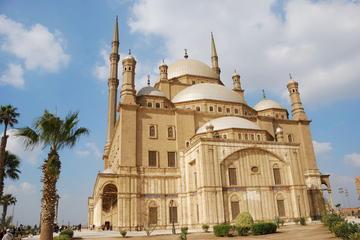 Tour privato del Cairo di un giorno con guida: Museo Egizio