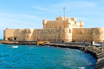 Tour privato guidato di un giorno ad Alessandria dal Cairo