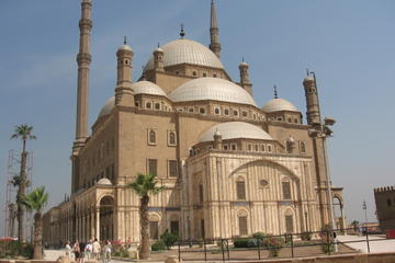 Day Tour to Citadel and Coptic and Islamic Cairo