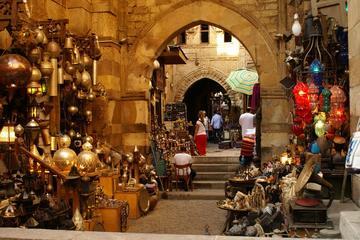 Il Museo egizio e Il Cairo islamico, Il Cairo copto e il bazar Khan
