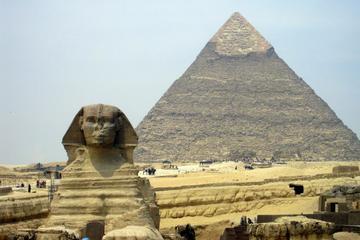 Tour privato alle piramidi di Giza e