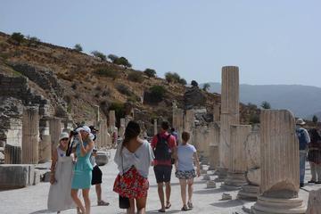 Excursão particular em Éfeso com compras de artesanato