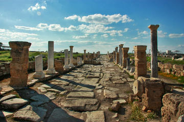 Laodicea-Pamukkale-Hierapolis Tour in...