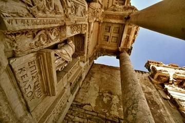 Privétour van Efeze vanuit de haven ...