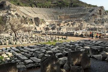 Visite privée à Éphèse en bord de mer au départ de Kusadasi