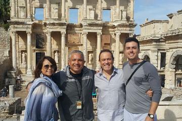 Visite privée à Éphèse en bord de mer...