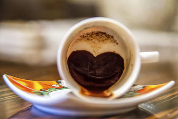 Turkish Coffee Workshop and Fortune Telling