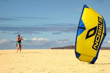 2-Hour Kitesurfing Lesson on Boa Vista Island